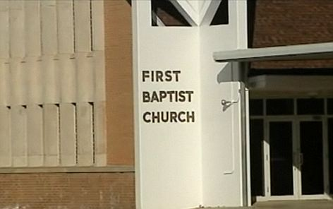 Altercation: Lance was killed in the basement of the First Baptist Church, Cordell, during a fight with a 13-year-old boy