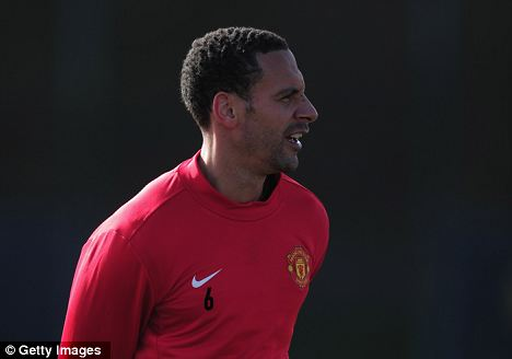 Link: Rio Ferdinand's agent has been involved in Chinese deal