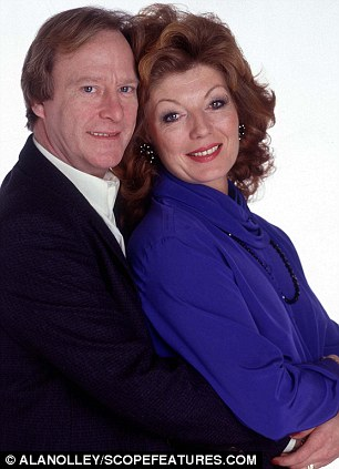 Dennis Waterman's latest admission is that he punched and slapped his ex-wife Rula Lenska