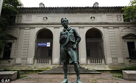 Boy Scouts headquarters in Philadelphia