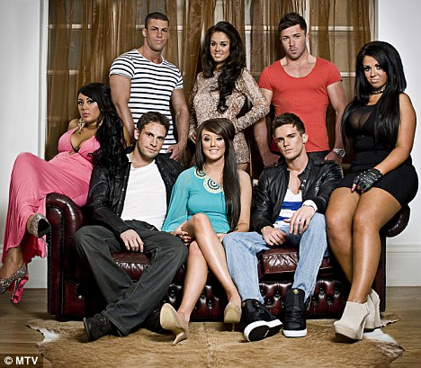 New series: Following the success of MTV UK's Geordie Shore, the channel has announced a new programme to be called The Valleys