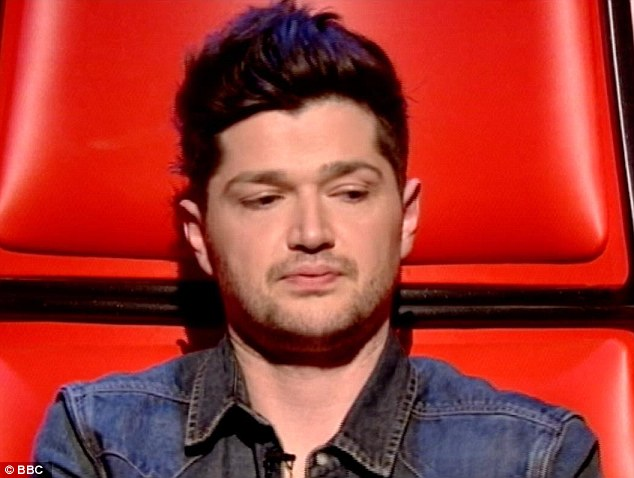 Do you know where I'm from? Danny O'Donoghue thought that his Irish heritage would help him persuade some contestants