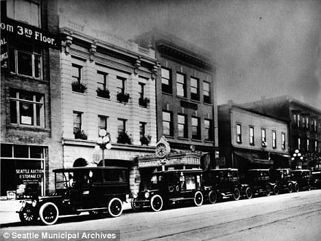 Butterworth building 1910