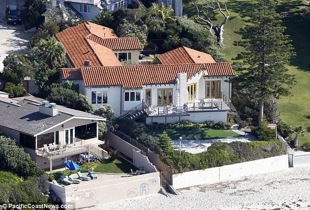 La Jolla beach house