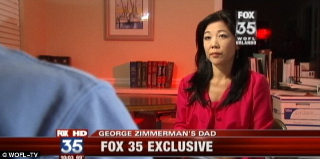 Zimmerman interview