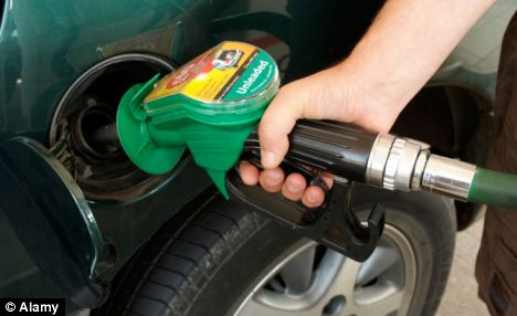 Panic at the pumps: It is still unknown if, and when, Unite members will decide to launch a fuel strike