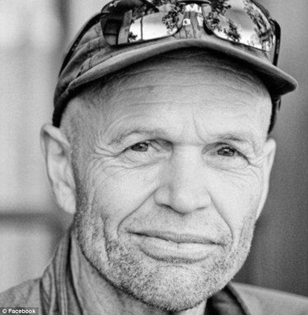 Legend: Elite athlete Micah True, 58, was described by a friend as a pioneer of the sport of ultrarunning