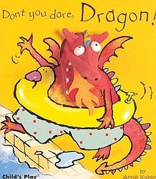 The school library also has Don¿t You Dare Dragon!, a pop-up style book intended for four-year-olds, and other simple-to-read picture books such as Alfie the Sea Dog