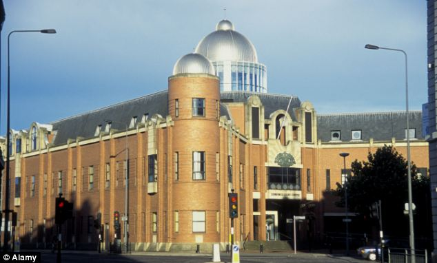 Andrew Clappison, 18, told a jury at Hull Crown Court that he was 'scared' of his 'evil' mother who he alleges stopped him going from school and forced him to work on a gypsy market stall