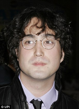 Dragging feet: Sean Lennon is also said to be on board, while Ringo Starr's son Zak Starkey (right) is not keen