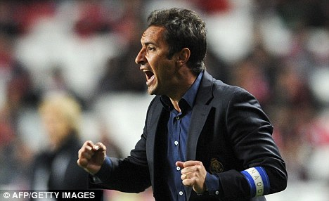 Claim: Porto's coach Vitor Pereira insisted the fans were shouting for Hulk