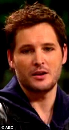 Painful: Facinelli says it wasn't easy to break up after 17 years together