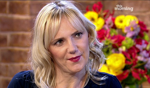 Defence: Samantha Brick responds to the vitriol levelled at her since writing her 'I'm so beautiful' article two days ago