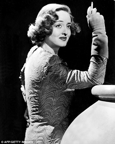 Betty Davis in the Forties