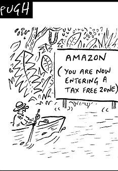 Pugh on Amazon