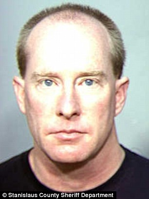 Arrested: Former teacher James Hooker, 41, has now been arrested for 'sexually abusing a student' in 1998