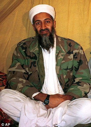 Spy games: The US National Security Agency wanted Mr Bayat's firm, to tap Afghanistan's phone network which was being used by Osama bin Laden