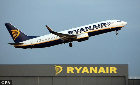 Greater responsibility: Trading Standards officers may have to start taking on huge firms like Ryanair in a move watchdogs have slammed