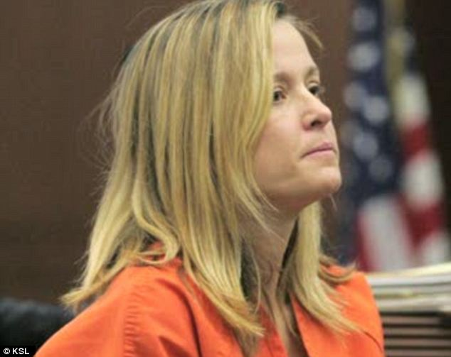Accomplice: Dea Millerberg, seen here in an earlier court appearance in 2012, discussed how she helped her husband Eric dispose of Alexis Rasmussen's body