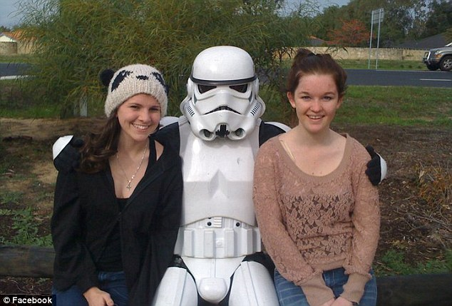 Trooper: Jacob loved meeting fans along the way who had their photos taken with him