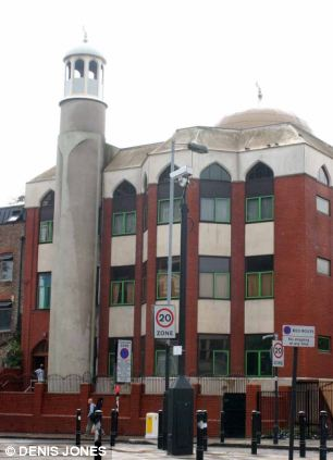 Their unlikely connection began when Hamza moved into Finsbury Park Mosque in the late 1990s, which is on the same street as St Thomas¿ Anglican Church, where Rev Coles presides.