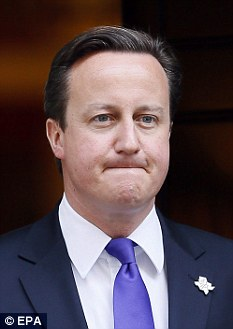 Active discussions: The new plans are backed by Prime Minister David Cameron