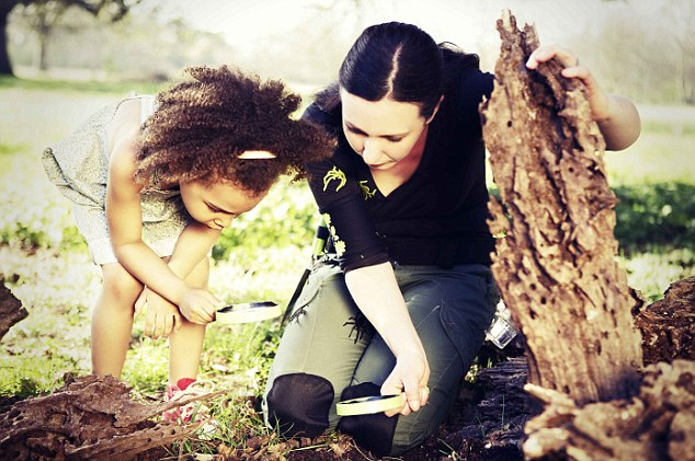 The National Trust today launches a nationwide campaign to encourage sofa-bound children to get outside, exploring and having adventures