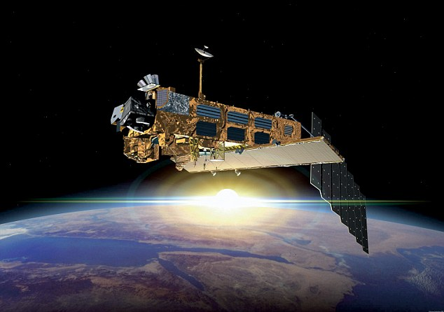 'After 10 years of service, Envisat has stopped sending data to Earth. ESA's mission control is working to re-establish contact with the satellite,' says the European Space Agency