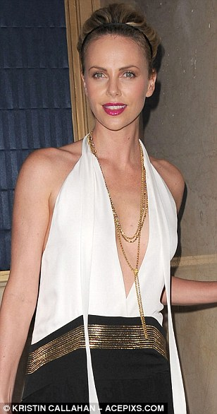 Charlize Theron stars in the new film Prometheus
