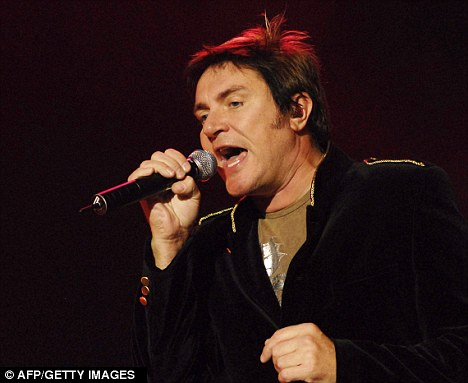 Giving: Duran Duran singer Simon Le Bon has said that generosity of charitable donations is key to upholding vital services