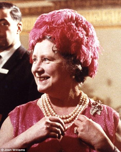 Queen Mother, 1969