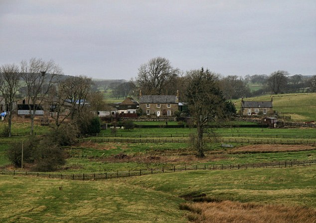 Challenge: The picturesque Fairspring Farm in Northumberland where Emma Gray went in on her own