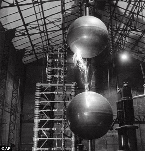 the nuclear fusion plant in Ivry, near Paris.
