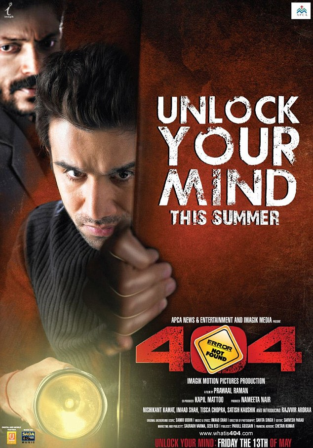Meenakshi was a struggler who earlier played a minor role in last year¿s horror flick 404 and did some TV commercial