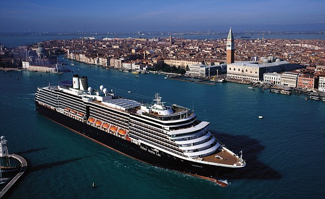 Holland America Line ship