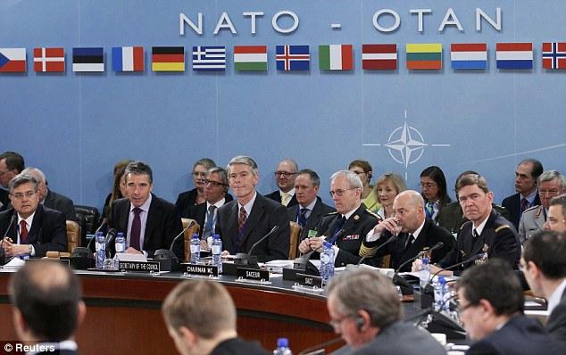 Nato Afghan talks