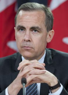 Bank of Canada Governor Mark Carney is reported to have been approached to take over the same role with the Bank of England