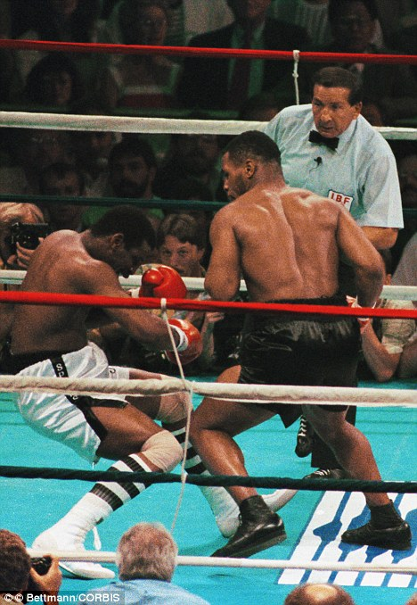 Unfulfilled potential: Boxing experts believed Tyson could be the greatest heavyweight of all-time during his 80s prime