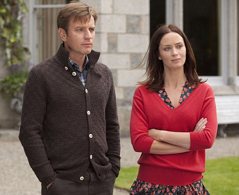 A beautiful pairing: Emily Blunt and Ewan McGregor act beautifully and their tale is charming.