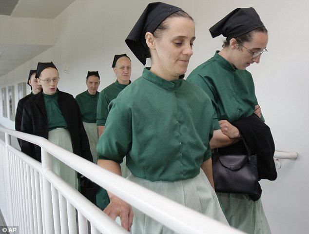 Women: Six of the 16 people charged in the case are women, all related to the alleged ringleader