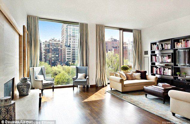 Farewell New York: Jennifer Aniston has said goodbye to her dream of living in Manhattan after selling her properties in the city