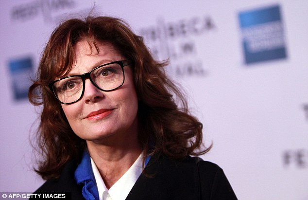 Watched: Actress and activist Susan Sarandon has revealed the White House denied her security clearance