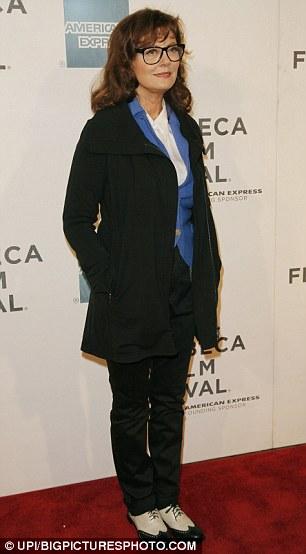 Susan Sarandon at Tribeca