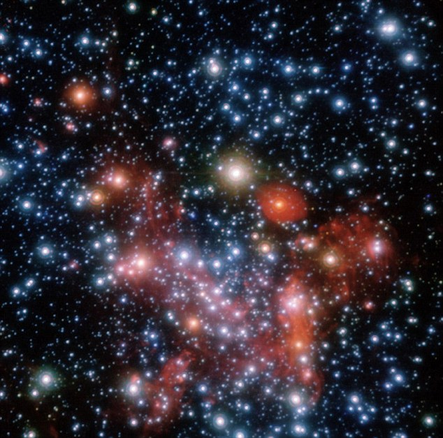 Way to grow: The universe began 13.7billion years ago and is now expanding at a mind-boggling rate, for reasons that have yet to be discovered