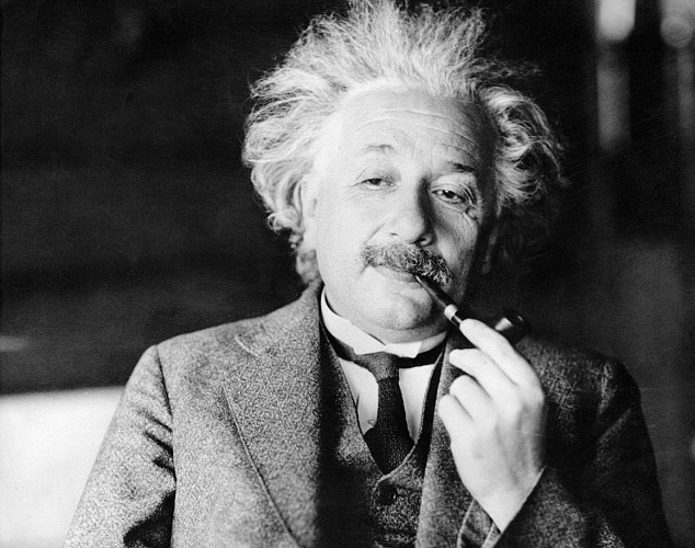 Albert Einstein: He was right about the expansion of the universe