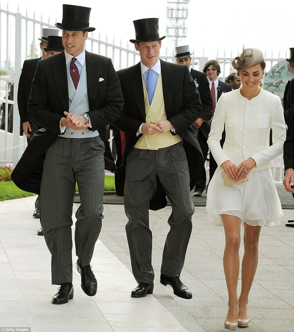 The Epsom Derby 2011 was the biggest gathering of the Royal Family since the royal wedding.