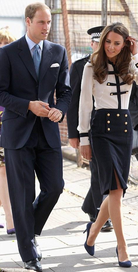 Prince William and the Duchess of Cambridge visit Summerfield Community Centre, Birmingham