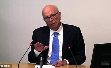 Revelations: Rupert Murdoch's testimony to the Leveson Inquiry may yetproduce disclosures about his relationship with David Cameron