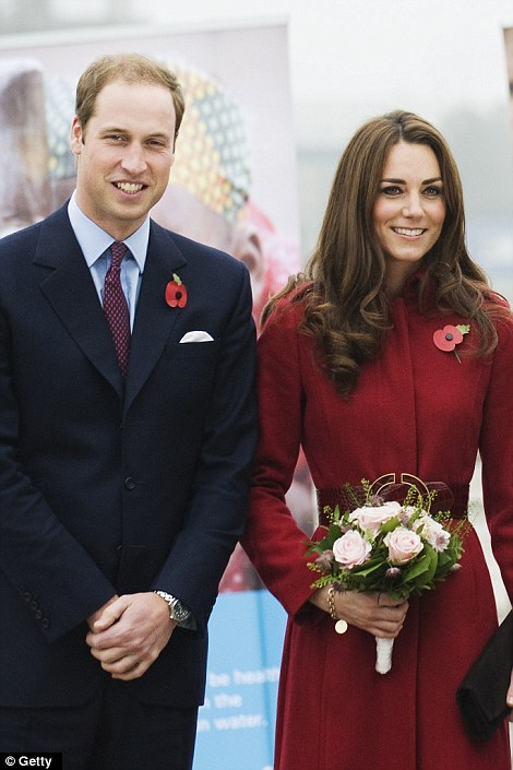 Kate and William visit UNICEF's global Supply Centre in Copenhagen on their first joint humanitarian mission