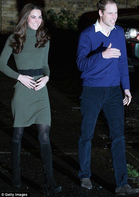 Catherine, Duchess of Cambridge and Prince William visit homeless charity 'Centrepoint' in Camberwell on December 21